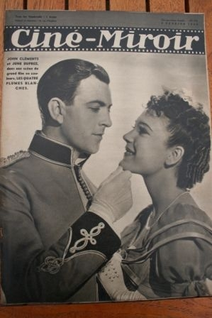 1940 John Clements June Duprez Ray Milland Irene Dunne