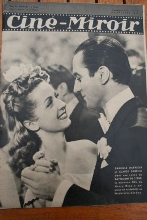 1940 Danielle Darrieux John Clements Virginia Grey