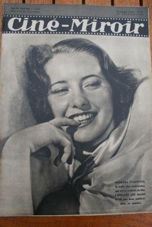40 Barbara Stanwyck Carole Lombard Cary Grant Pinocchio