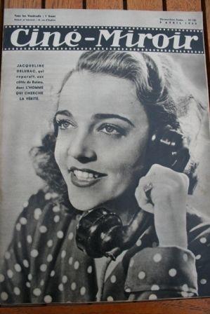 1940 Barbara Stanwyck Madeleine Carroll Jane Bryan