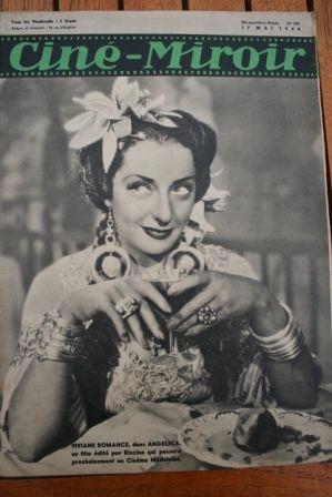 1940 Viviane Romance Ray Milland Gary Cooper