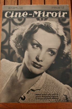 39 Mireille Balin Mickey Rooney Eleanor Powell Goebbels