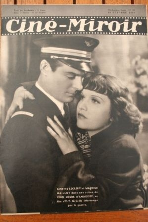 1939 Tyrone Power Loretta Young Fred MacMurray