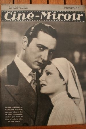 1939 Madeleine Sologne Arleen Whelan Lucille Ball
