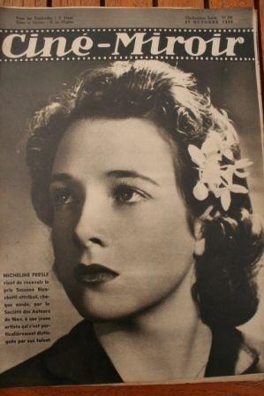 1939 Charles Trenet Gary Cooper Barbara Stanwyck