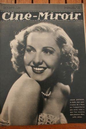 1939 Jean Arthur George Raft Ellen Drew Rolf Wanka