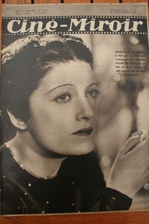 1939 Marcelle Chantal Richard Greene Spencer Tracy