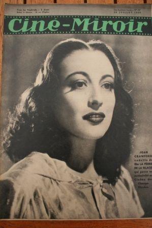 1939 Joan Crawford James Stewart Edward G. Robinson