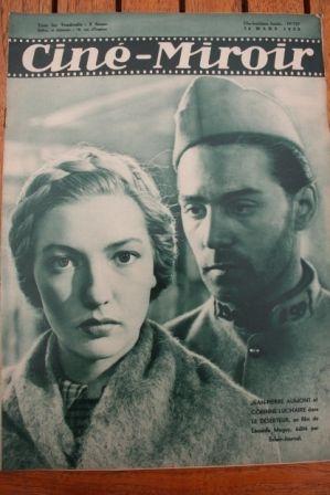 1939 Jean Pierre Aumont Spencer Tracy Mickey Rooney