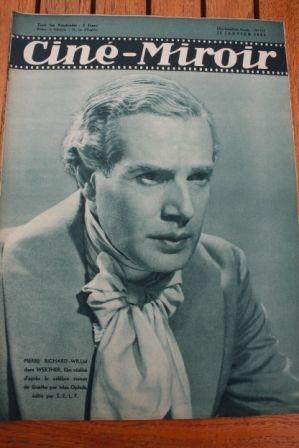 1939 Charles Trenet Dorothy Lamour Viviane Romance