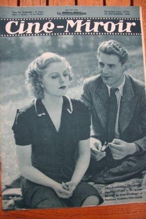 1938 Jean Pierre Aumont Conrad Veidt Danielle Darrieux