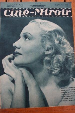 1938 Martha Labarr Clark Gable Myrna Loy Fernandel Sabu