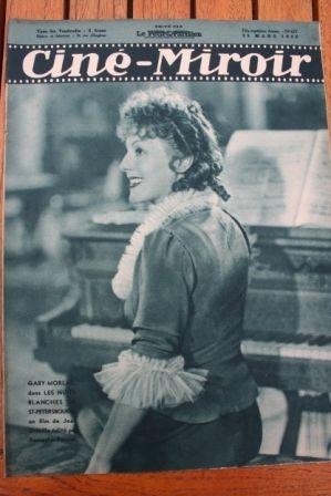 1938 Gaby Morlay Harry Baur Junie Astor Marie Glory