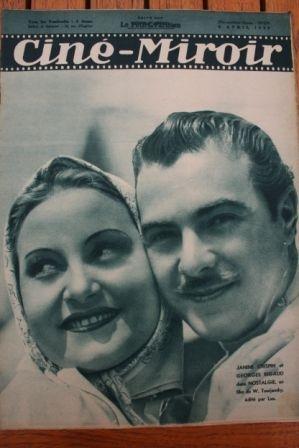 1938 Jeanette MacDonald Allan Jones Dorothy Lamour