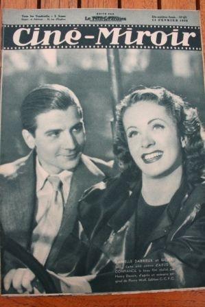 1938 Danielle Darrieux La Marseillaise Constant Remy