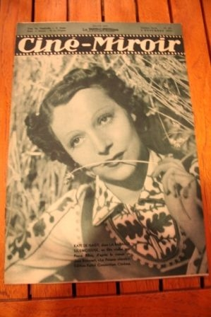 1937 Kate De Naguy Redes Pierre Fresnay Elvire Popesco