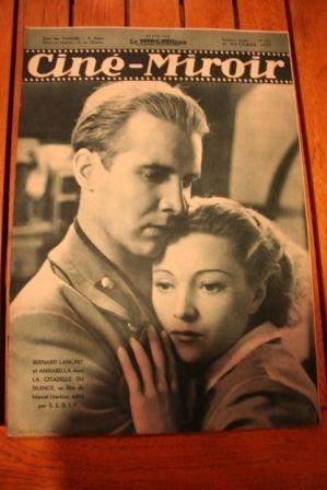 1937 Annabella Edwige Feuillere Barbara Stanwyck