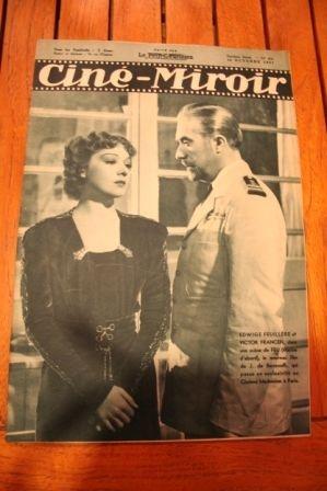 37 Edwige Feuillere Gary Cooper Frances Dee Joe Penner