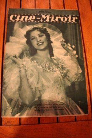 1937 Jeanette MacDonald Nelson Eddy Katharine Hepburn