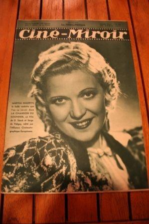 1937 Martha Eggerth Arsene Lupin Jules Berry Raimu