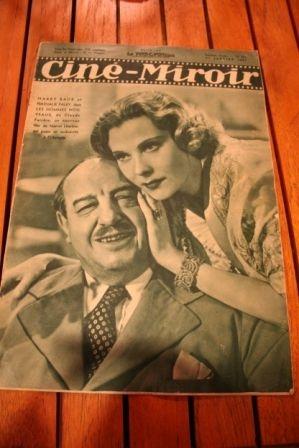 1937 Joel McCrea Frances Farmer Madeleine Carroll