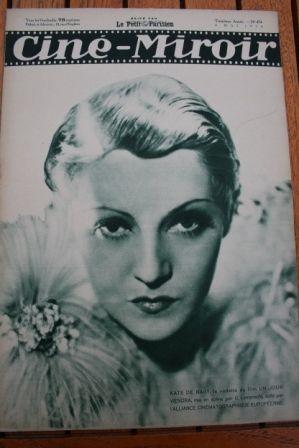 1934 Kate De Naguy Pola Negri Joan Crawford Clark Gable