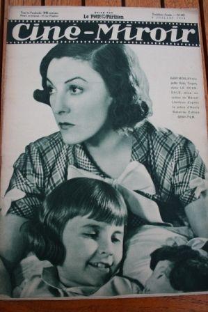 1934 Gaby Morlay Elissa Landi David Manners Marie Glory