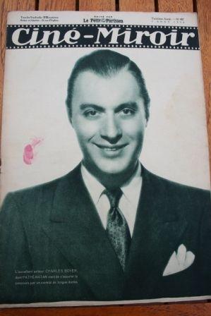 1934 Charles Boyer Ivan Mozzhukhin Greta Garbo