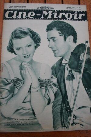 1934 Charles Boyer Annabella Cary Grant Mae West