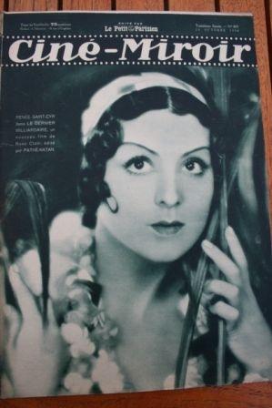 1934 Renee Saint Cyr Georges Milton Fernandel Noel Noel