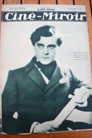 1934 Jean Servais Danielle Darrieux Armand Bernard