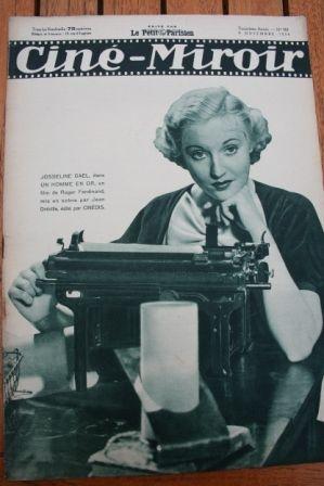 1934 Josseline Gael Buster Keaton Mae West Roger Pryor