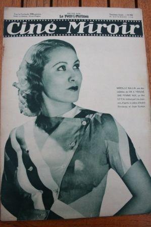 1934 Mireille Balin Madeleine Soria Simone Berriau