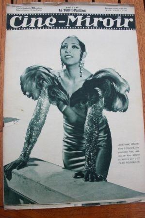 1934 Josephine Baker Frances Dee Pierre Richard-Willm