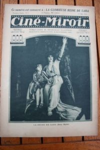 1922 The Queen of Sheba J. Gordon Edwards Betty Blythe