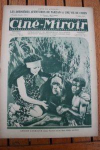 1922 Adventures of Tarzan Elmo Lincoln Charles Chaplin