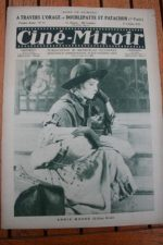 1922 Way Down East Lillian Gish Doublepatte Patachon