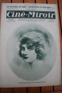 1922 Les mysteres de Paris Huguette Duflos Doublepatte