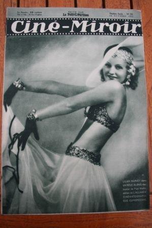 1932 Lilian Harvey Spencer Tracy Tania Fedor Milton