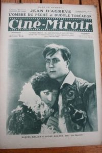 1923 Raquel Meller Andre Roanne Leon Mathot Clyde Cook