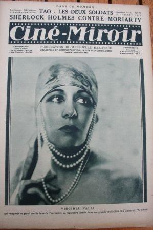 1923 Douglas Fairbanks John Barrymore Sherlock Holmes