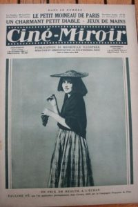 1923 Pauline Po Baby Peggy France Dhelia Regine Bouet