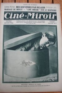 1923 Charles Prince Rigadin Gina Palerme Marthe Ferrare