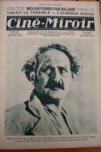 1923 Henri Baudin Gina Manes Rigadin Sessue Hayakawa