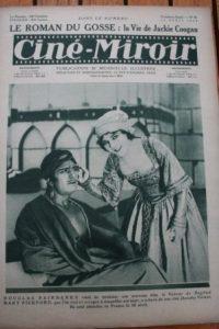 1924 Douglas Fairbanks Mary Pickford Jackie Coogan