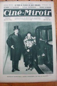 1924 Douglas Fairbanks Mary Pickford Madge Bellamy