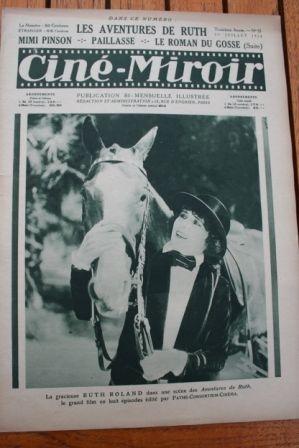 1924 Ruth Roland Adelqui Migliar Jackie Coogan
