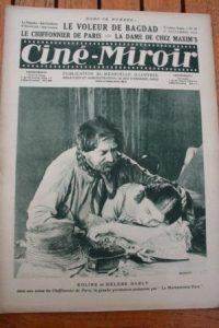 1924 Douglas Fairbanks The Thief of Bagdad Mozzhukhin