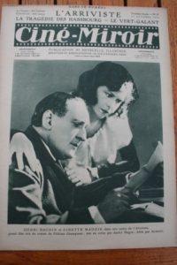 1924 Jeanne Helbling Maria Corda Catherine Hessling