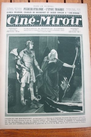 1924 The Ten Commandments Gloria Swanson Gina Manes